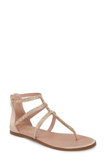 Jessica Simpson Cammie Sandal- Pink