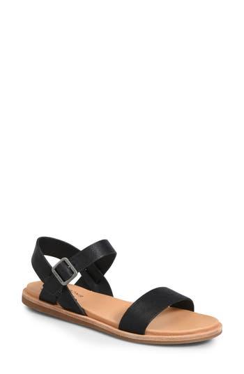 Kork-Ease Yucca Sandal, Black
