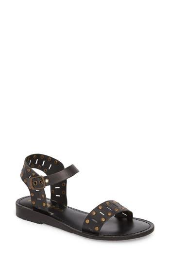Matisse Ravenna Quarter Strap Sandal, Black