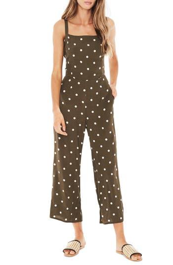 Playa Polka Dot Jumpsuit, Ronja Dot Print