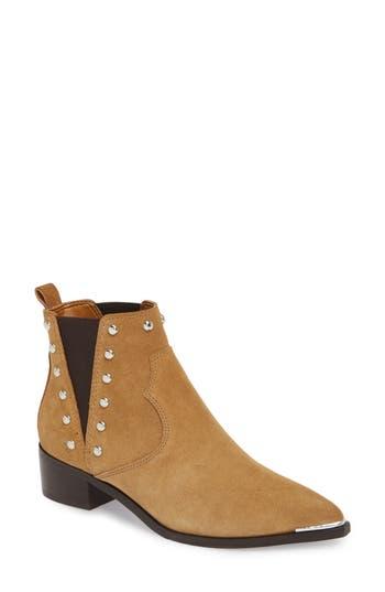 Marc Fisher Ltd Yentia Chelsea Boot, Beige