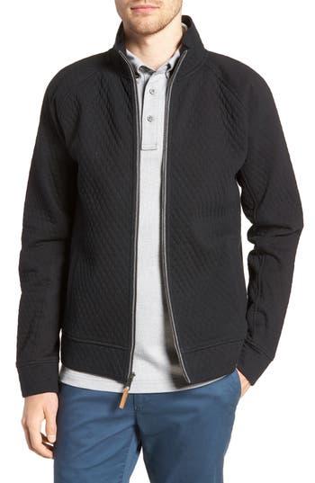 Nordstrom Shop Regular Fit Fleece Jacket, Grey