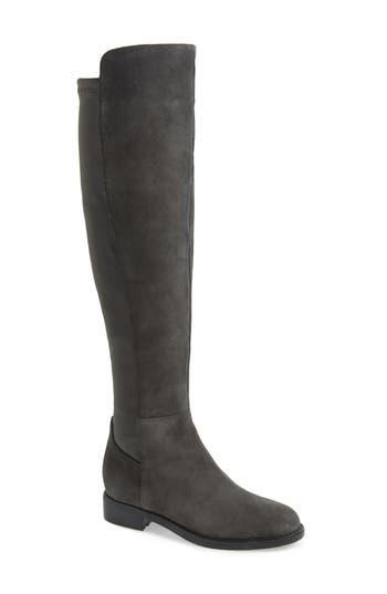 Blondo Danny Over The Knee Waterproof Boot- Grey