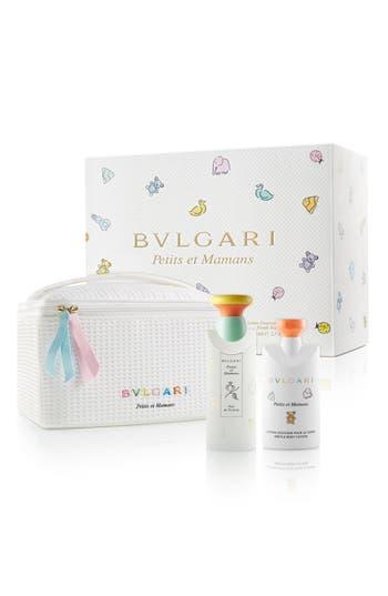 Bvlgari Petits Et Mamans Eau De Toilette & Cosmetics Case Set (Limited Edition)