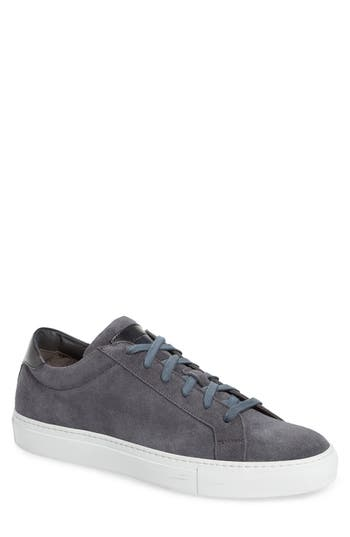 To Boot New York Knox Low Top Sneaker, Grey