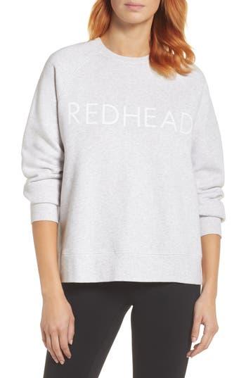 Brunette The Label Redhead Sweatshirt, Beige