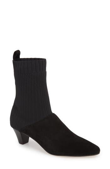 Splendid Nuria Sock Bootie, Black