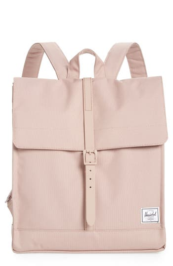 7836a4abe81 Herschel Supply Co. City Mid Volume Backpack - Pink In Ash Rose ...