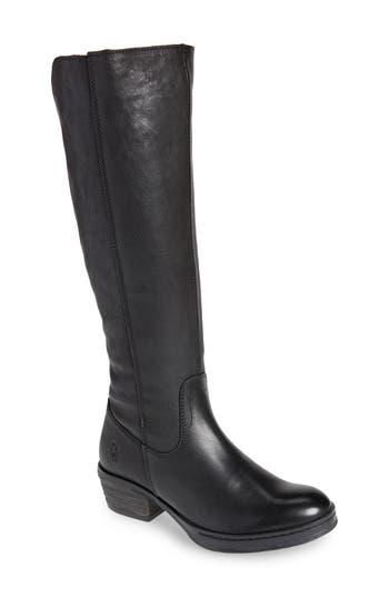Fly London Chom Tall Boot - Black