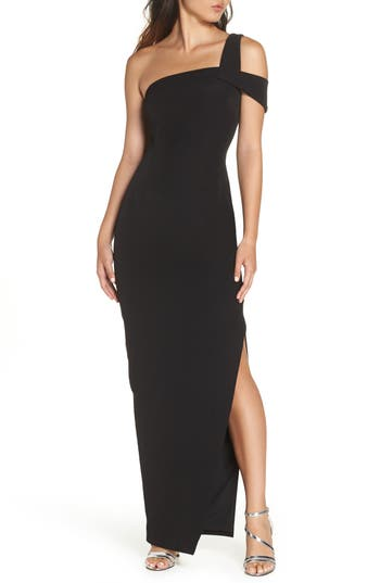 Keepsake The Label Shooting Star Gown, Black