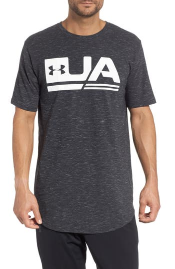 Under Armour Sportstyle Graphic T-Shirt, Black