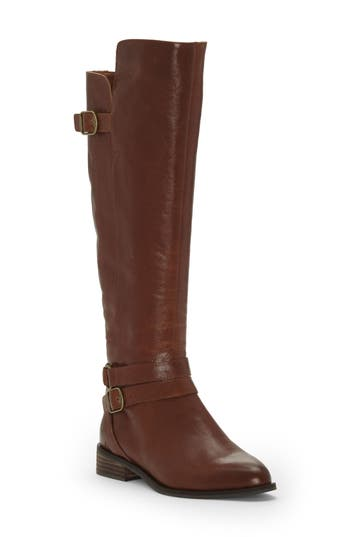 Lucky Brand Paxtreen Over The Knee Boot, Brown