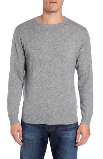 Rodd & Gunn Queenstown Wool & Cashmere Sweater, Grey