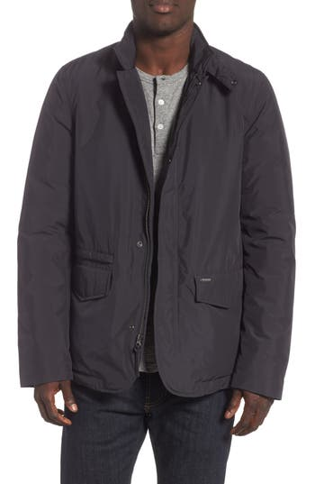 Woolrich City Down Jacket, Black