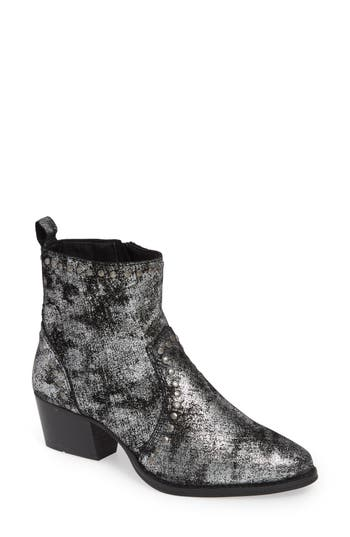 Charles By Charles David Zye Bootie, Metallic
