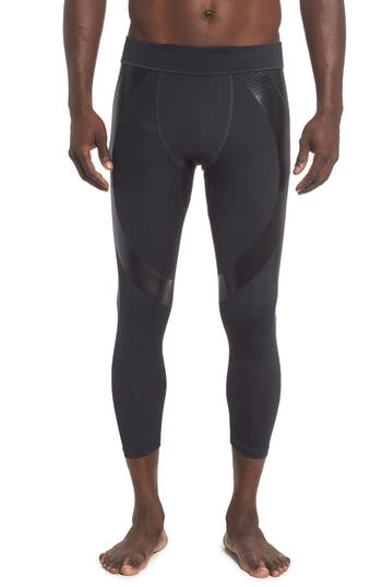 Under Armour Super Base Crop Fitted Leggings
