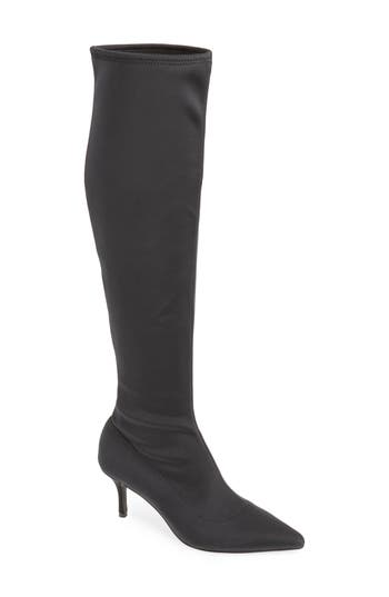 Charles By Charles David Aerin Over The Knee Boot, Black