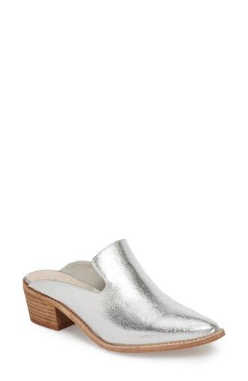 Chinese Laundry Marnie Loafer Mule, Metallic
