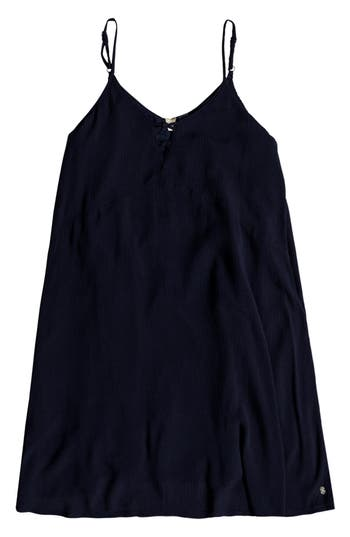 Roxy Full Bloom Swing Dress, Blue