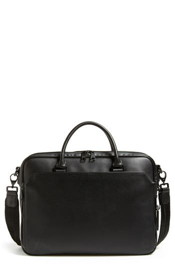 Vince Camuto Turin Leather Briefcase -