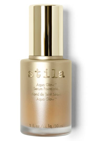 Stila 'Aqua Glow' Serum Foundation - Medium