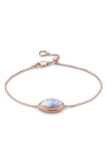 Women's Monica Vinader 'Siren' Teardrop Bracelet