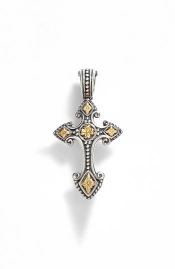 Women's Konstantino 'Hebe' Petite Cross Pendant