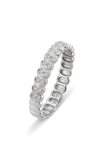Women's Bony Levy Diamond Oval Stacking Ring (Nordstrom Exclusive)