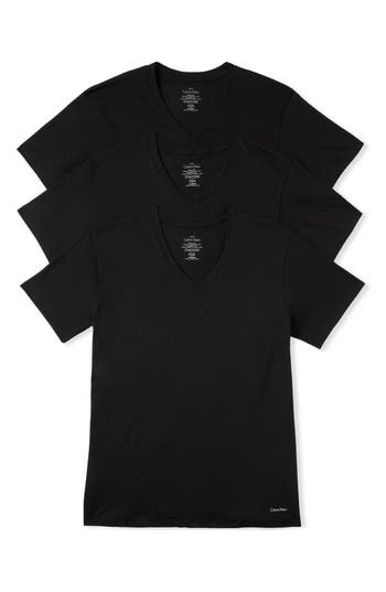 Calvin Klein 3-Pack Classic Fit T-Shirt