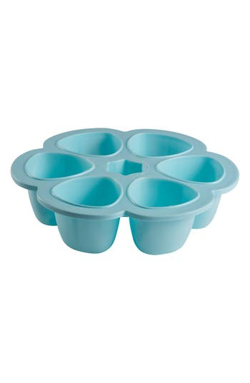Infant Beaba 'Multiportions(TM)' Silicone 3 Oz. Food Cup Tray
