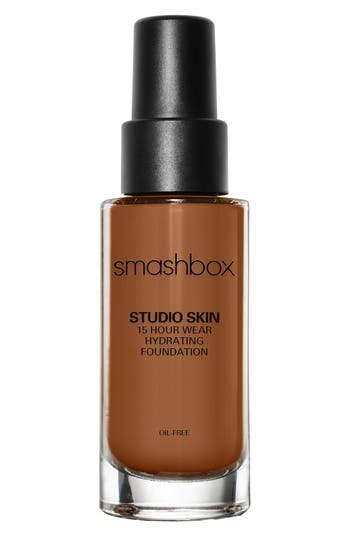 Smashbox Studio Skin 15 Hour Wear Foundation - 4.3 - Chestnut