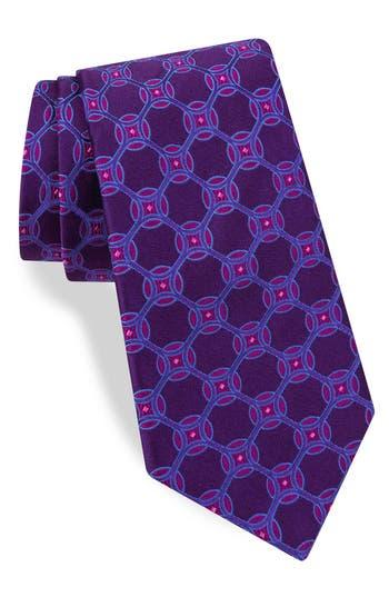 Men's Ted Baker London Medallion Silk Tie
