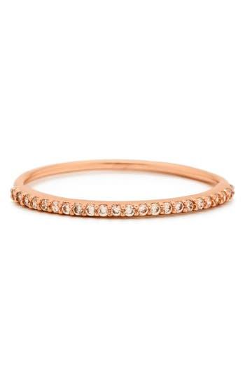 Women's Gorjana Shimmer Bar Ring