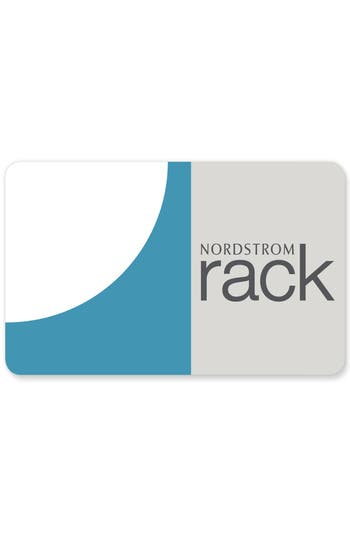 Nordstrom Rack Classic Blue Gift Card $100