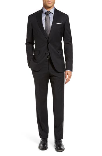 Men's Ted Baker London Jones Trim Fit Wool Suit