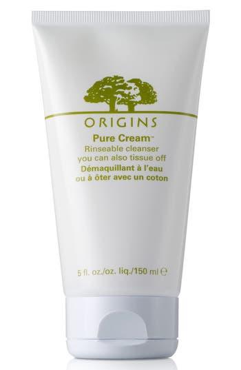Origins Pure Cream(TM) Rinsable Cleanser