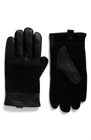 Men's Timberland Suede Gloves
