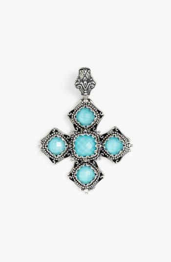 Women's Konstantino 'Aegean' Cross Pendant