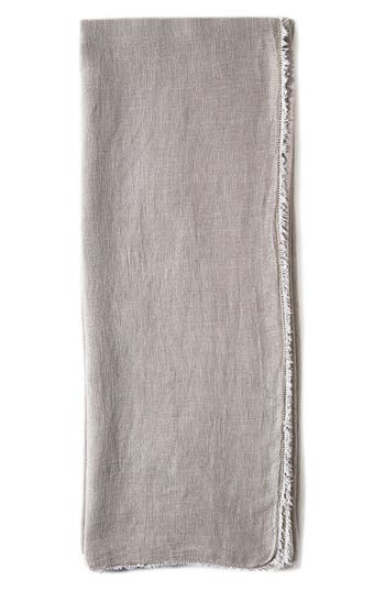 Pom Pom At Home Carmel Oversize Throw Blanket, Size One Size - Beige