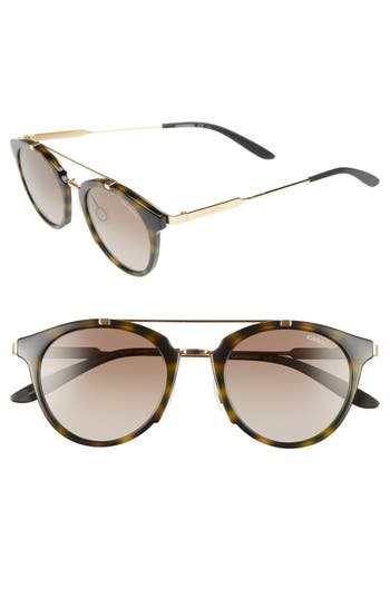 Carrera 126 4m Sunglasses - Yellow Havana Gold