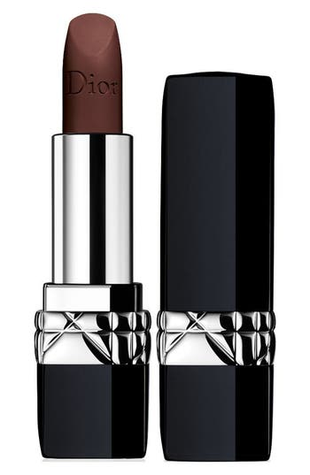 Dior Couture Color Rouge Dior Lipstick - 990 Chocolate Matte