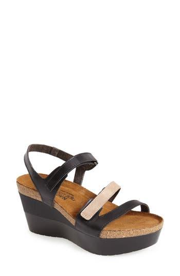 Women's Naot 'Canaan' Wedge Sandal