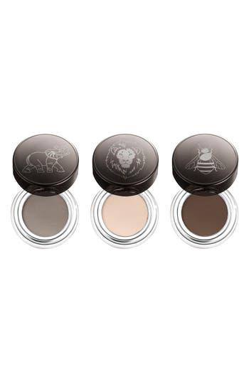 Chantecaille 3 Mermaid Eye Matte Eyeshadow Trio - Matte
