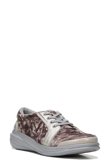 Women's Bzees Capri Sneaker, Size 5 M - Pink