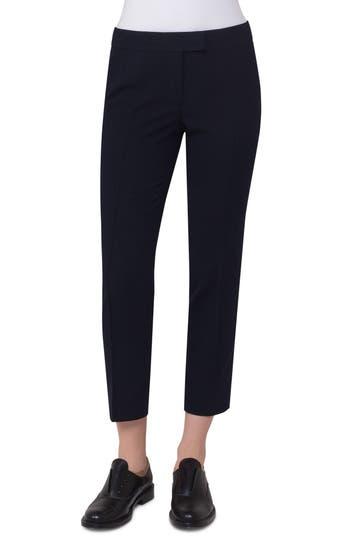 Women's Akris Punto Wool Blend Seersucker Pants
