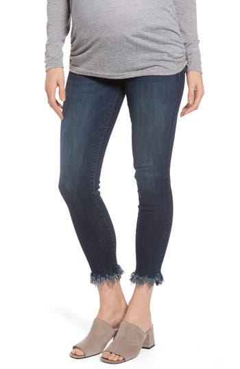 Margaux Crop Maternity Jeans