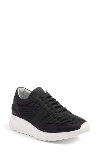 Women's Common Projects Track Flatform Sneaker