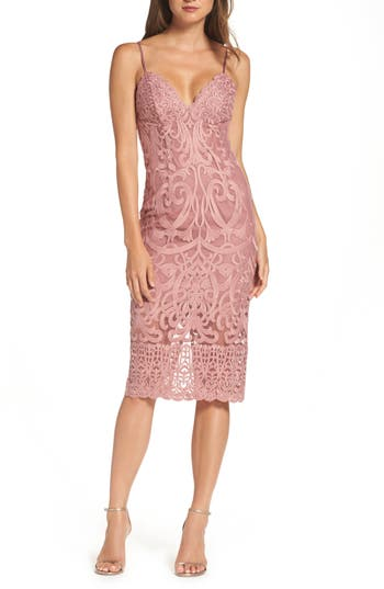 Women's Bardot Gia Lace Pencil Dress