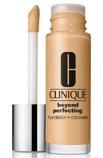 Clinique Beyond Perfecting Foundation + Concealer - Cork