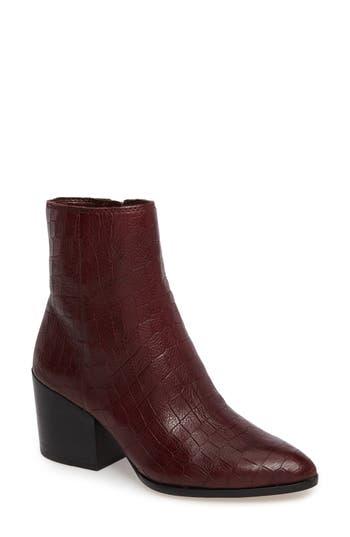 1.state Jahmil Boot- Burgundy